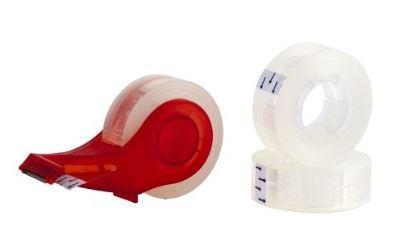 FIXON Smart - Klebefilmabroller inkl. 3 Rollen 33m:19mm Klebefilm
