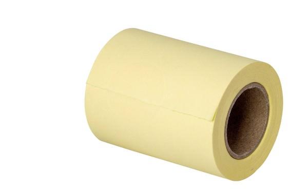 "ROLL 'N' WRITE - Haftnotizband (Klebeband) 10m:60mm ""Postit"" bedruckbar"