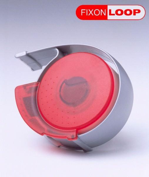 FIXON LOOP - Klebefilmabroller mit einzigartiger Technologie inkl. 33m:19mm Klebefilm